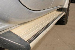 2014 Mitsubishi Triton MN MY14 Update GLX (4x4) Silver 5 Speed Manual 4x4 Double Cab Utility