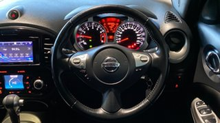 2015 Nissan Juke F15 Series 2 ST X-tronic 2WD Blue 1 Speed Constant Variable Hatchback