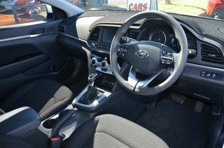 2019 Hyundai Elantra AD.2 MY19 Active SmartSense White 6 Speed Automatic Sedan