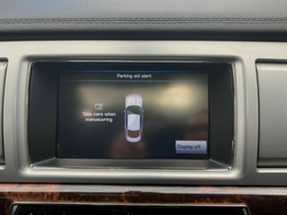 2012 Jaguar XF X250 MY12 Luxury Silver 6 Speed Sports Automatic Sedan