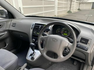 2007 Hyundai Tucson JM MY07 City SX Silver 4 Speed Sports Automatic Wagon