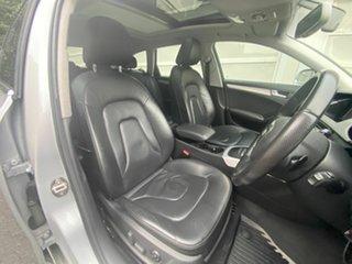2010 Audi A4 B8 8K MY10 Avant Multitronic Silver 8 Speed Constant Variable Wagon
