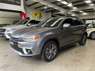 2018 Mitsubishi ASX XC Exceed Grey Constant Variable Wagon