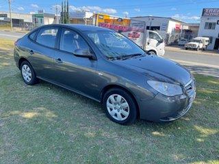 2007 Hyundai Elantra HD SX Grey 4 Speed Automatic Sedan
