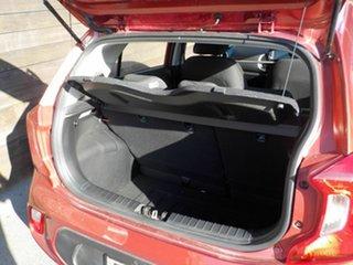 2020 Kia Picanto JA MY21 S Orange 4 Speed Automatic Hatchback