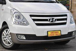 2016 Hyundai iMAX TQ3-W Series II MY17 White 5 Speed Automatic Wagon.