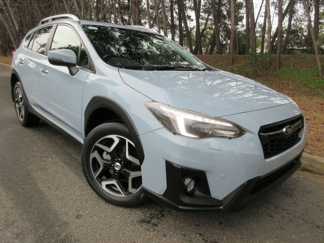 Used Subaru XV G5X MY18 2.0i-S Lineartronic AWD Reynella, 2018 Subaru XV G5X MY18 2.0i-S Lineartronic AWD Blue 7 Speed Constant Variable Wagon