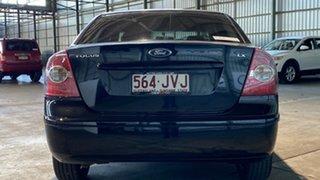 2005 Ford Focus LR MY2003 LX Black 4 Speed Automatic Sedan