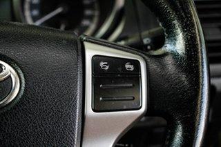 2014 Toyota Landcruiser Prado KDJ150R MY14 GXL (4x4) Silver Pearl 5 Speed Sequential Auto Wagon