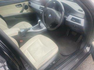 2008 BMW 3 Series E90 MY09 320i Steptronic Executive Black 6 Speed Sports Automatic Sedan