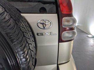 2005 Toyota Landcruiser Prado GRJ120R GXL Gold 5 Speed Automatic Wagon