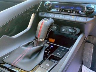 2021 Hyundai i30 CN7.V1 MY21 N Line D-CT Premium Lava Orange 7 Speed Sports Automatic Dual Clutch