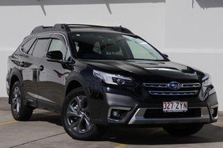 2020 Subaru Outback B7A MY21 AWD CVT Crystal Black 8 Speed Constant Variable Wagon.
