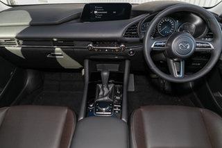 2021 Mazda 3 BP2SLA G25 SKYACTIV-Drive GT Jet Black 6 Speed Sports Automatic Sedan