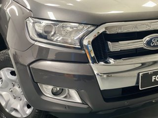 2018 Ford Ranger PX MkII 2018.00MY XLT Double Cab Magnetic 6 Speed Sports Automatic Utility.
