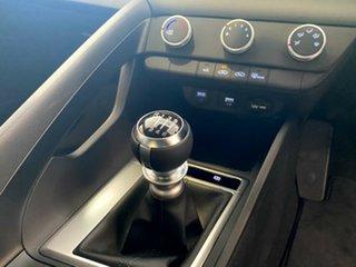 2021 Hyundai i30 CN7.V1 MY21 Active Intense Blue 6 Speed Manual Sedan