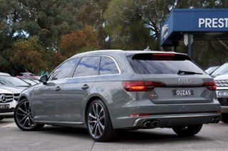 2019 Audi S4 B9 8W MY19 Avant Tiptronic Quattro Quantum Grey 8 Speed Sports Automatic Wagon.
