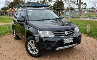 2013 Suzuki Grand Vitara JB MY13 Sport Black 5 Speed Manual Wagon.