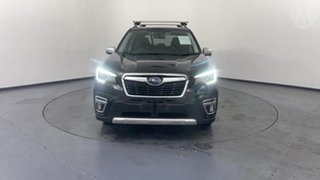 2019 Subaru Forester MY19 2.5I-S (AWD) Crystal Black Continuous Variable Wagon