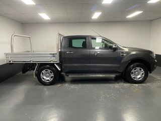 2018 Ford Ranger PX MkII 2018.00MY XLT Double Cab Magnetic 6 Speed Sports Automatic Utility