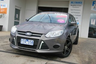 2011 Ford Focus LW Ambiente Grey 6 Speed Automatic Hatchback.