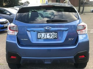 2016 Subaru XV G4X MY16 2.0i-L Lineartronic AWD Blue 6 Speed Constant Variable Wagon