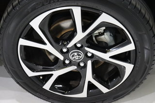 2017 Toyota C-HR NGX10R Koba S-CVT 2WD Grey 7 Speed Constant Variable Wagon