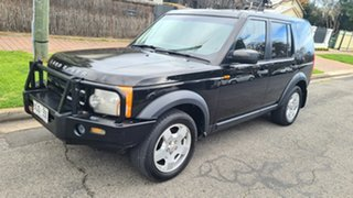 2006 Land Rover Discovery 3 MY06 Upgrade S Black Sapphire 6 Speed Automatic Wagon.