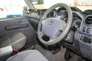 2015 Toyota Landcruiser VDJ76R MY12 Update GXL (4x4) Graphite 5 Speed Manual Wagon