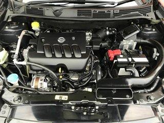 2013 Nissan Dualis J10W Series 4 MY13 ST Hatch 2WD Black 6 Speed Manual Hatchback