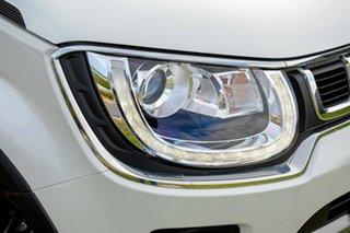 2021 Suzuki Ignis MF Series II GLX Pure White Pearl 1 Speed Constant Variable Hatchback