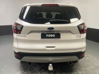 2017 Ford Escape ZG Trend White 6 Speed Sports Automatic Dual Clutch SUV