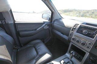 2007 Nissan Pathfinder R51 MY07 TI Black 5 Speed Sports Automatic Wagon