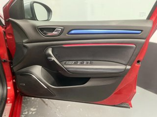 2016 Renault Megane BFB GT EDC Red 7 Speed Sports Automatic Dual Clutch Hatchback