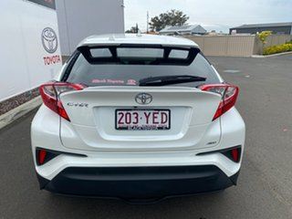 2018 Toyota C-HR NGX50R Update (AWD) Crystal Pearl Continuous Variable Wagon