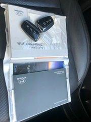 2016 Hyundai Santa Fe DM3 MY17 Elite Sleek Silver 6 Speed Sports Automatic Wagon