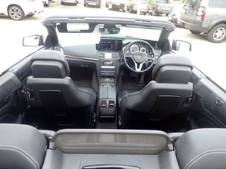 2013 Mercedes-Benz E200 207 MY13 Silver Leaf 7 Speed Automatic Cabriolet