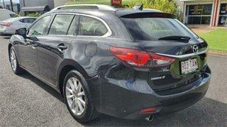 2013 Mazda 6 GJ1031 Sport Black 6 Speed Sports Automatic Wagon.