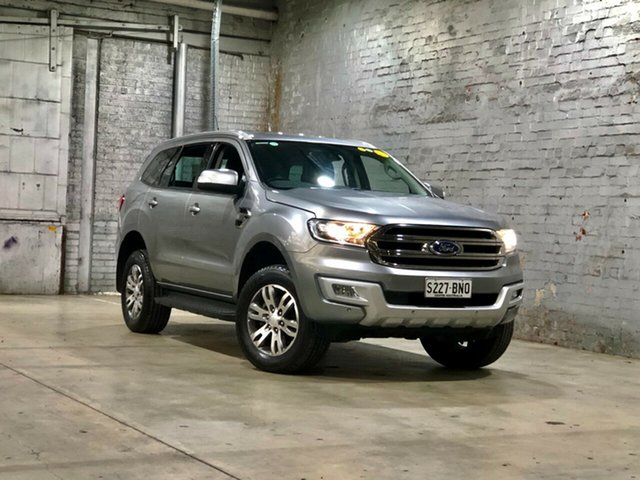 Used Ford Everest UA Trend Mile End South, 2016 Ford Everest UA Trend Silver 6 Speed Sports Automatic SUV