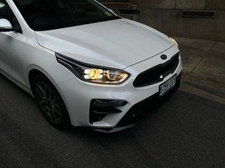 2021 Kia Cerato BD MY21 Sport+ Snow White Pearl 6 Speed Sports Automatic Sedan