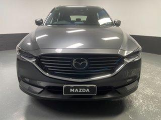 2019 Mazda CX-8 KG2W2A Sport SKYACTIV-Drive FWD Grey 6 Speed Sports Automatic Wagon.
