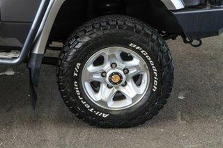 2010 Toyota Landcruiser VDJ76R 09 Upgrade GXL (4x4) Graphite 5 Speed Manual Wagon