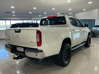 2018 Mercedes-Benz X-Class 470 X350d 7G-Tronic + 4MATIC Power White 7 Speed Sports Automatic Utility