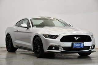 2017 Ford Mustang FM 2017MY GT Fastback Silver 6 Speed Manual Fastback