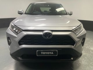 2020 Toyota RAV4 Mxaa52R GX 2WD Silver 10 Speed Constant Variable Wagon.