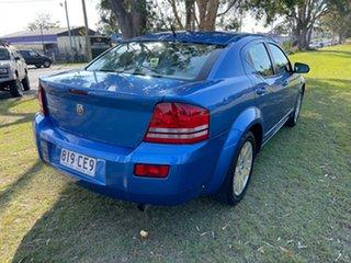 2007 Dodge Avenger JS SX Blue 4 Speed Automatic Sedan