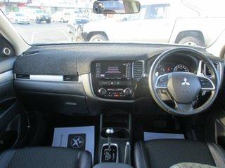 2014 Mitsubishi Outlander ZJ MY14.5 LS (4x2) Silver Continuous Variable Wagon