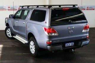 2015 Mazda BT-50 MY13 XTR (4x4) Grey 6 Speed Automatic Dual Cab Utility.