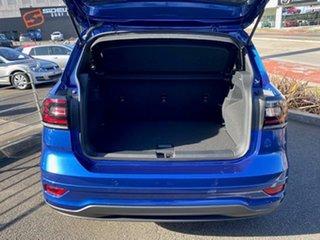 2021 Volkswagen T-Cross C1 MY21 85TSI DSG FWD Style Reef Blue Metallic 7 Speed