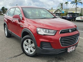 2016 Holden Captiva CG LS Red 6 Speed Sports Automatic Wagon